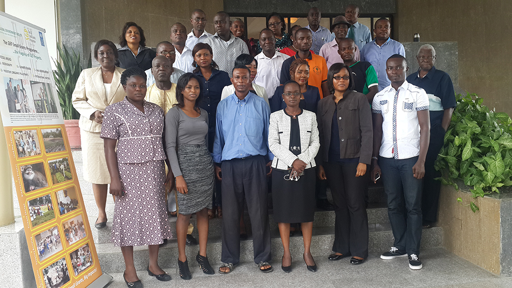 CBR  Project Review Meeting Nigeria September 2015