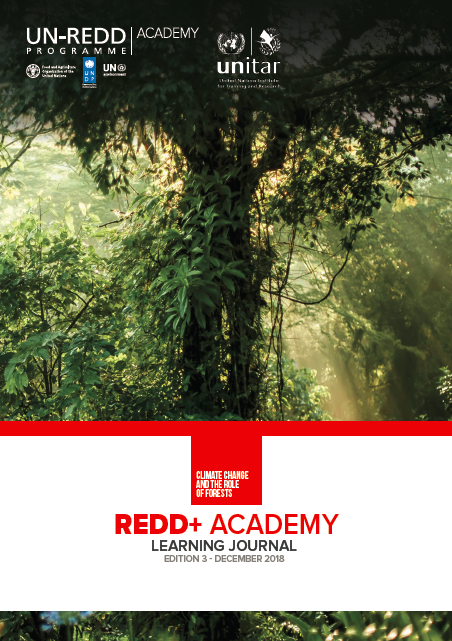 Cover of a REDDAcademy Learning Journal