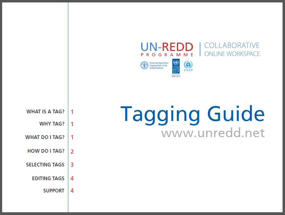 tagging guide