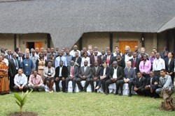 Zambia_UN-REDD/LECB_Workshop_2014