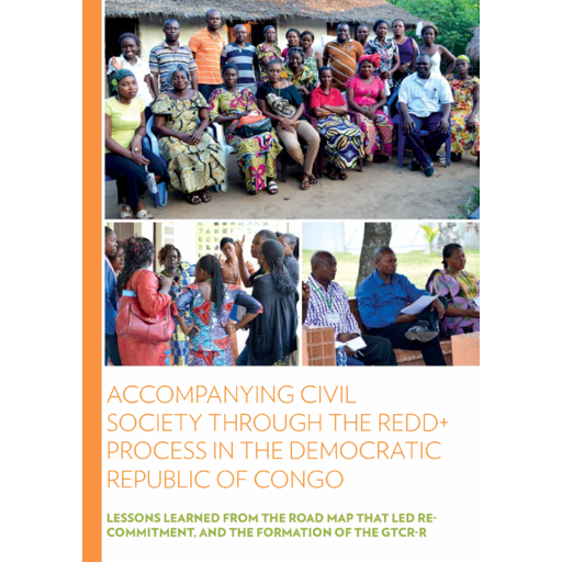 Accompanying civil society through the redd process in the accompanying civil society through the redd process in the democratic republic of congo fandeluxe Choice Image