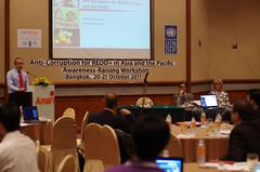Opening session - AC- REDD+ workshop - Bangkok 20 October 2011
