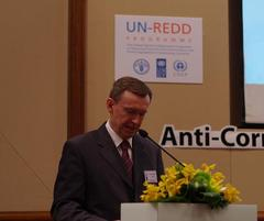 Ambassador Risa of Norway- AC- REDD+ Workshop- Bangkok 20 October 2011