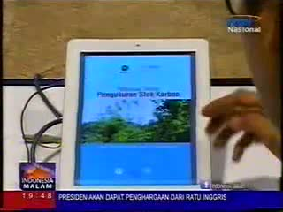 REDD+ lessons learned Day: Interview with Zulkifli Hasan, Minister of Forestry (TV news)