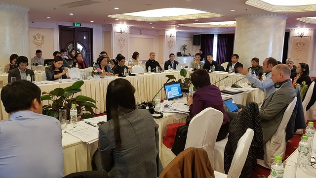 Viet Nam STWG safeguards meeting_Feb 2018