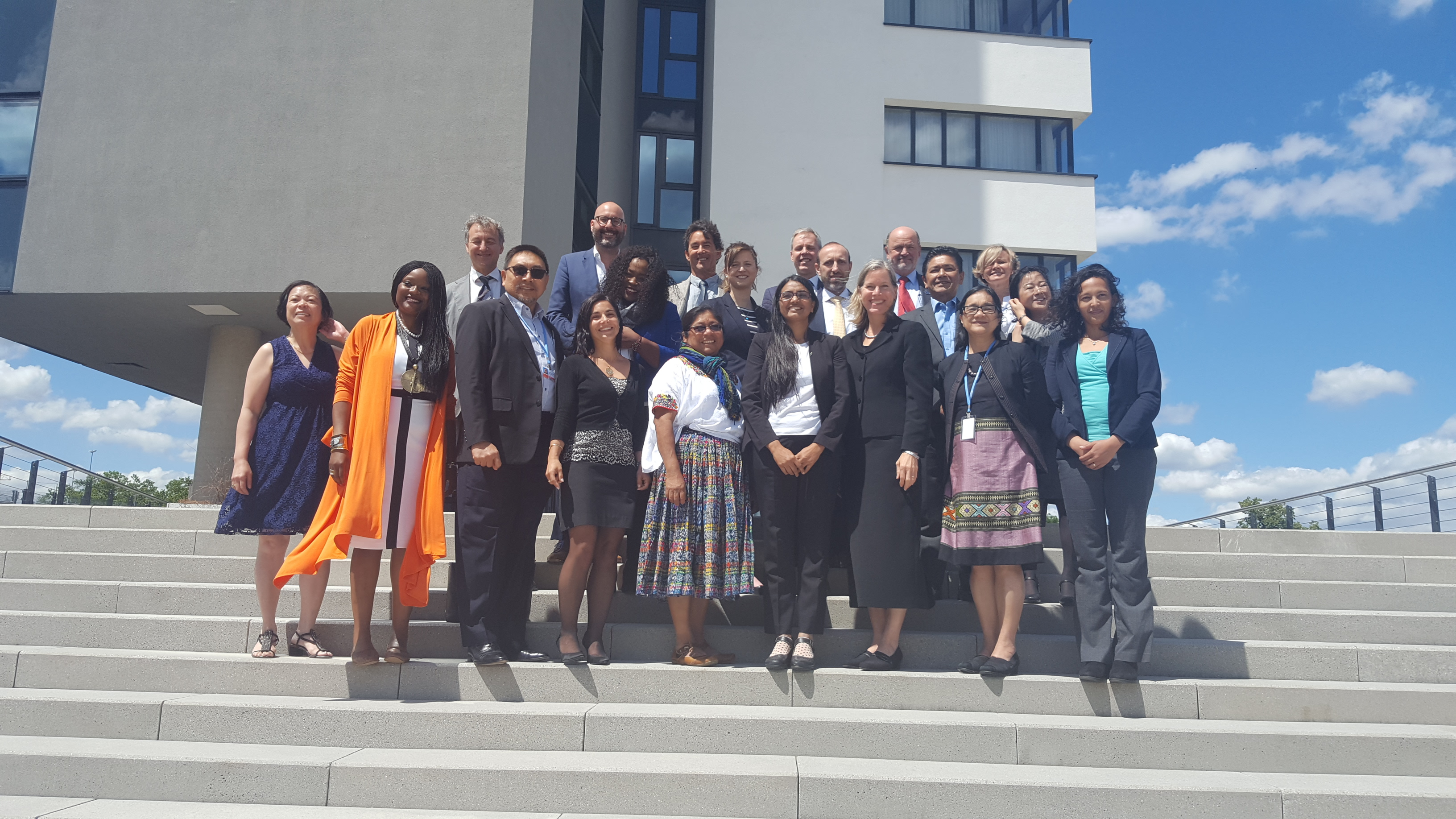UN-REDD Programme Executive Board Meeting-2019
