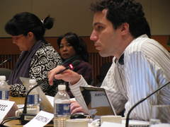 Argentina representative Mr Leandro Fernandez' intervention - 29 October 2009