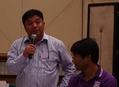 Fawark Hlawn Ching and Shree Kumar Maharjan - AC-REDD Workshop - Bangkok - 20 October 2011