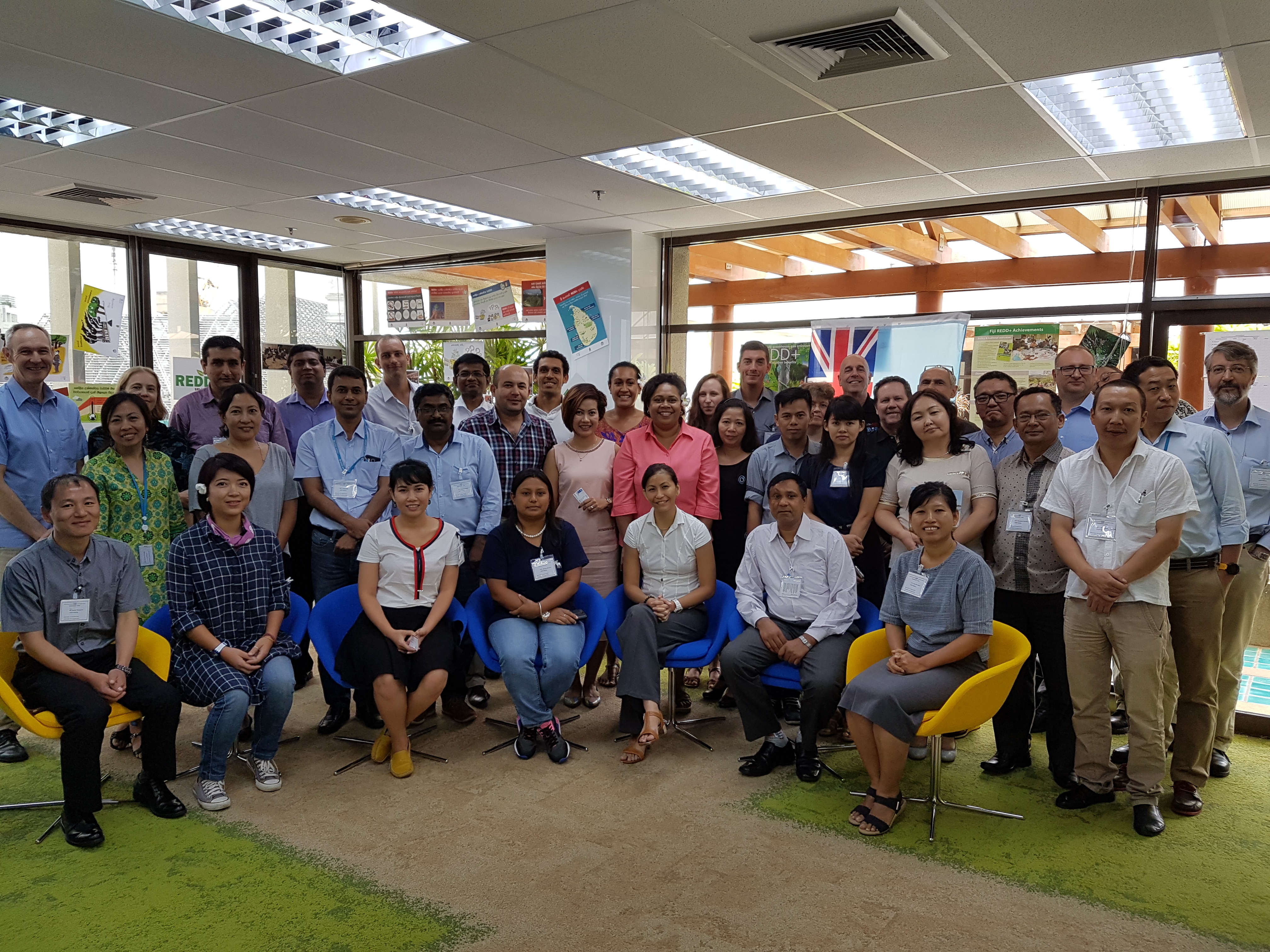 Photos from A/P Regional Knowledge Management Meeting (Bangkok)